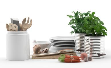 Gastronomía - Dieta Mediterránea