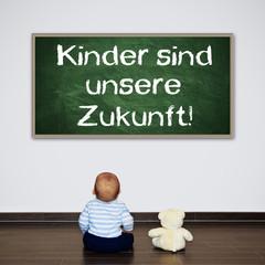 Tafel - Kinder sind unsere Zukunft!