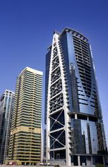 JLT Dubai skyscraper