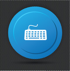 Keyboard button,vector