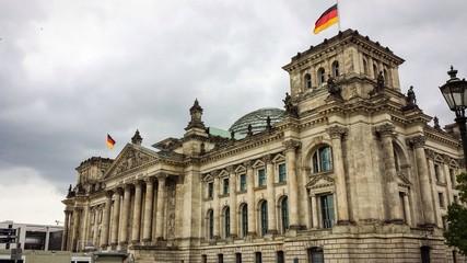 parliament in Berlin