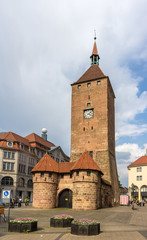 Weisser Turm in Nuremberg - Germany