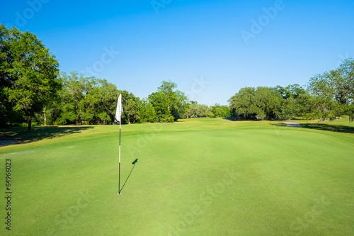 Papiers peints Golf Golfing