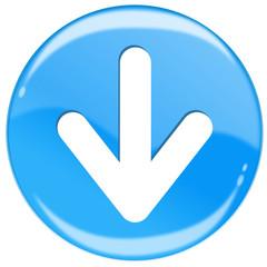 Pfeil Button blau  #140514-svg08