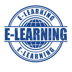 E-learning stamp