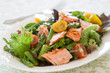 Salad with Salmon - 64968027