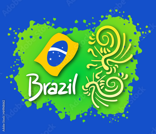 Emblem brazil