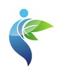logo active nature health people icon leaf symbol
