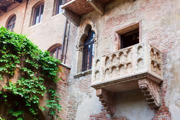 Balkon der Julia in Verona