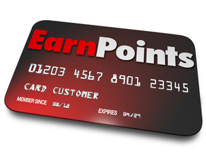 Earn Points Credit Card Rewards Program Best Choice