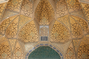 decoration of the Jemah mosque