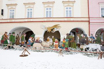 crib, Nove Mesto nad Metuji, Czech Republic