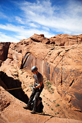 Desert Canyoneering