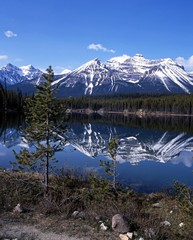 Herbert Lake, Banff National Park, Canada © Arena Photo UK
