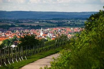 Winnenden mit Schlosskirche