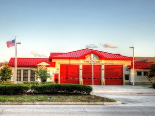 USA fire station