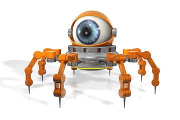 Cam Roboter Auge S