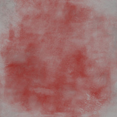 Grunge of red metal texture background