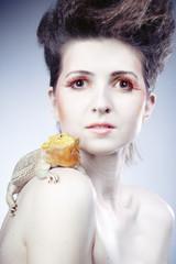 Lizard beauty