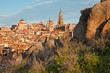 Toledo - Cathedral and Jesuits and other churches and old town