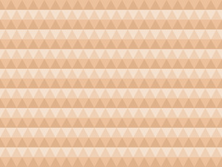 triangulair pattern skintones color