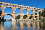 Fototapety Pont du Gard