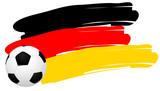 Fototapety Fußball - Deutschland