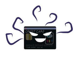 カード詐欺、カードローン問題