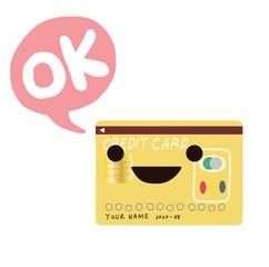 クレジットカード審査/YES