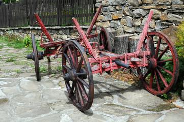 Old Vintage Cart