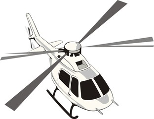 civil helicopter
