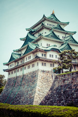 Nagoya Castle, Japan