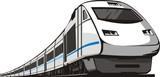passenger speed  train