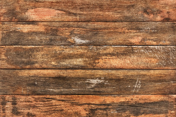 Old Weathered Peeled Varnished Planks Surface Texture - Detail