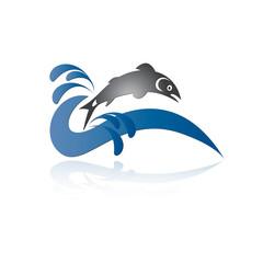 логотип рыбалка