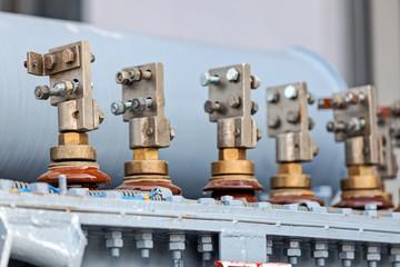 New high voltage transformer