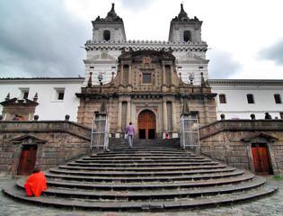 San Francisco Church & Convent, Quito, Ecuador
