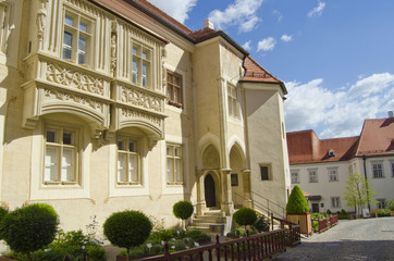 Innenhof Stift Klosterneuburg