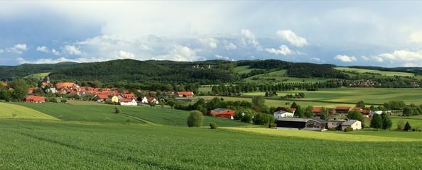 Herleshausen im Werratal