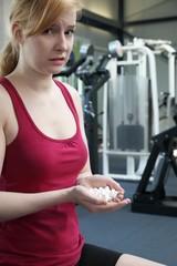 Pillen - Doping beim Sport im Fitnessstudio