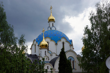 The dome monastery