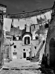 I Sassi di Matera, scorcio
