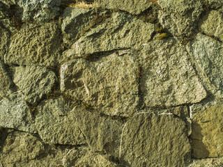 Textura de piedra, recubrimiento pared.