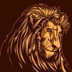 Lion Head D