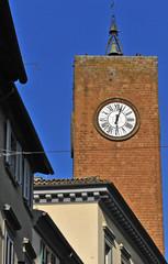 Orvieto, la torre del Moro