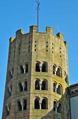 Orvieto, chiesa di Sant'Andrea - campanile