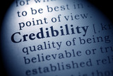 credibility poster