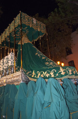 Good Friday processions in Nerja Andalucia Spain