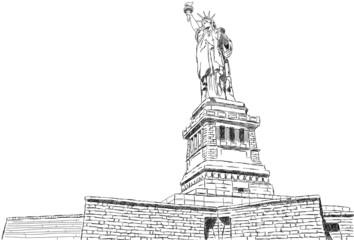 New York Freiheitsstatue USA Amerika statue of liberty