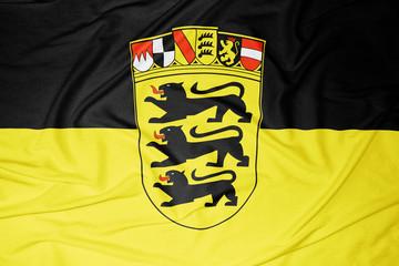 Baden-Württemberg Fahne